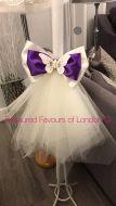 Butterfly Lambatha Purple Theme