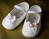 Maria Christening Shoe