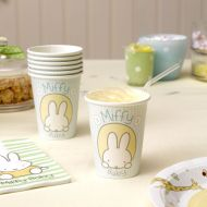 Baby Miffy Paper Cups