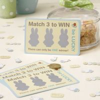 Baby Miffy Scratch Card Game