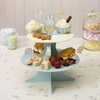 Baby Miffy Cupcake Stand