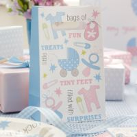 Tiny Feet Party Bags