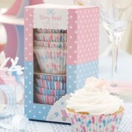 Tiny Feet Cup Cake Cases