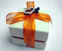 Diamante Clip Favour Box