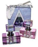 Glass Perfume Bottle Favour