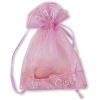 It's a Boy/Girl Organza Bags