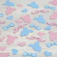 Little Lady or Mini Mister Table Confetti