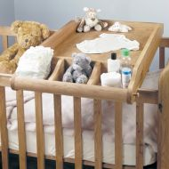 Amelie Oak Cot Top Changer