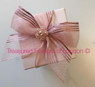 Rose Gold Boxed Favour