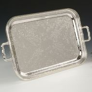 Gallery Tray with Legs
