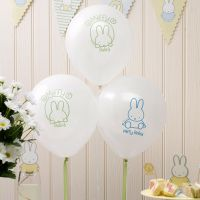 Baby Miffy Balloons