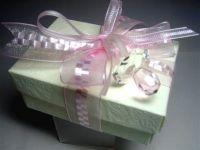 Box with Crystal Dummy