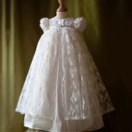 Amelie Christening Gown