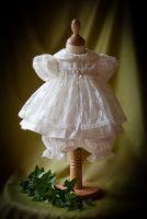 Chloe Bloomer Christening Dress