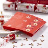 Rudolph Christmas Napkins
