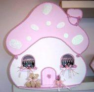 Little House Christening Box