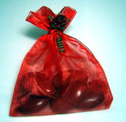 Organza Bag Valentine's Day Favour